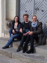 Team-Gemeindesozialarbeit-Niemegk-Daniela-Geißler-Anne-Kollien-JuKo-Frederike-Gallagher