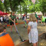 Niemeg, Stadtfest Niemegk 2018