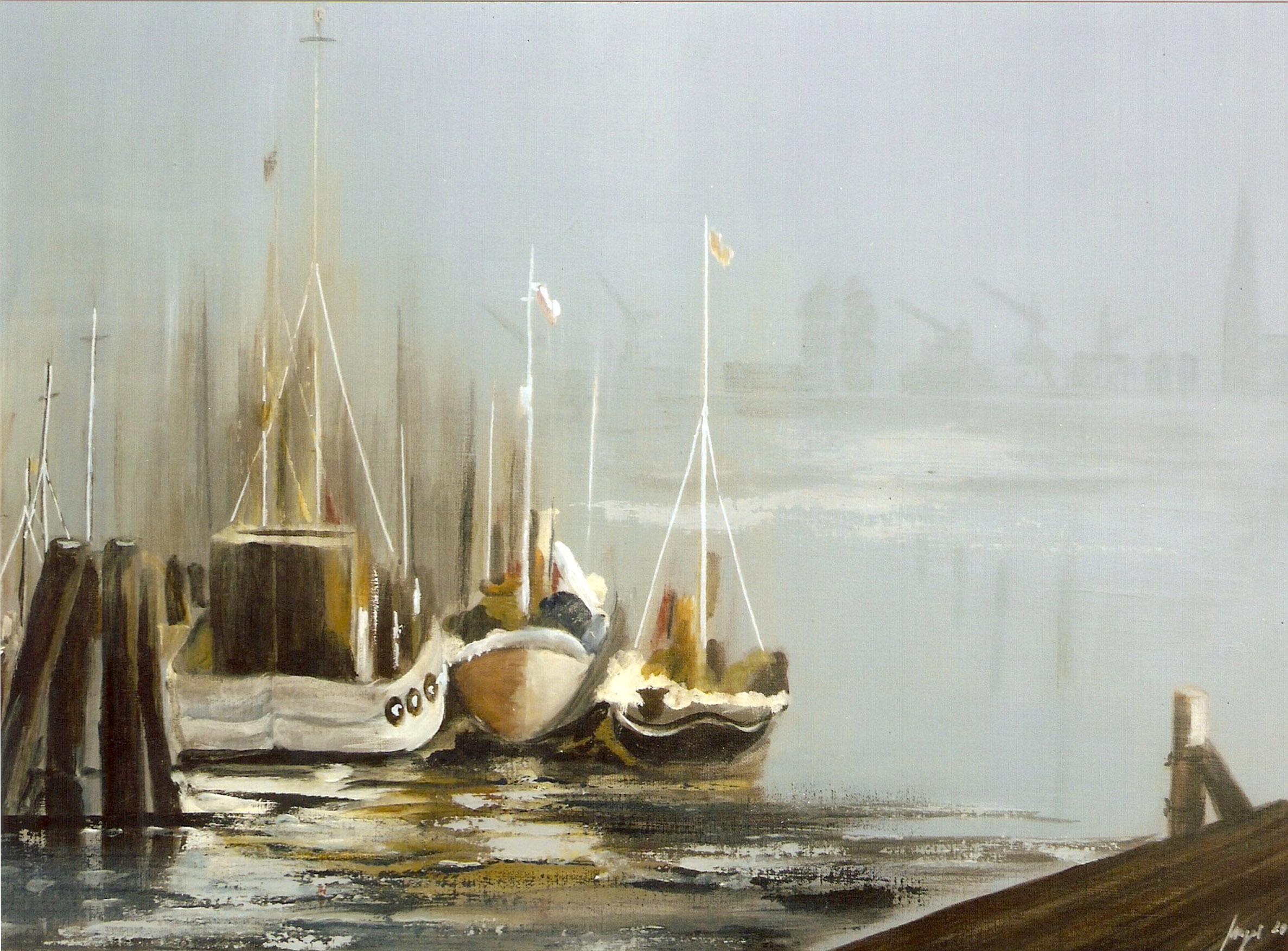 marina im nebel hartmut meyer
