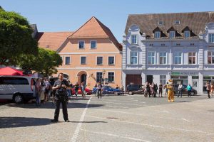 NPD, Bad Belzig, Protest