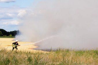 Brand, Lüsse, Feuerwehr, FFW, Bad Belzig
