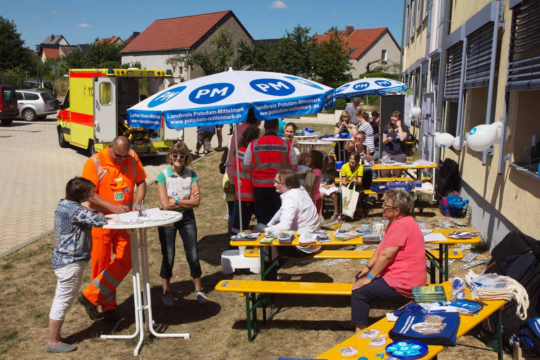 PM, Potsdam-Mittelmark, 25 Jahre, Tag der offenen Tür