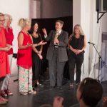 Gerlinde Kempendorff, Monika Blankenberg, Birgit Breuer, Sigrid Grajek, Stefanie Rediske, Chris Karen, Bachstelze 2018, Bad Belzig, KleinKunstWerk