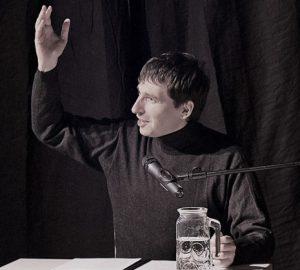 Jürgen Wegscheider liest, spielt und spricht Joachim Ringelnatz @ KKW KleinKunstWerk Bad Belzig