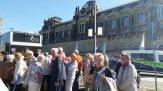 Gemeindefahrt 2018 Dresden Elbufer
