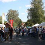 Flämingmarkt, Raben, Hoher Fläming, Naturpark