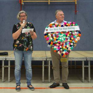 Masterplan PM, Unser Herz schläft für Bad Belzig, Karola und Klaus Benke