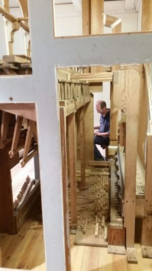 Orgelbau in Hohenwerbig