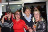Carola Hänsel,Ilona Eggenstein,Annette Muschert,Elvira Baborski MBS v-l-n-r.