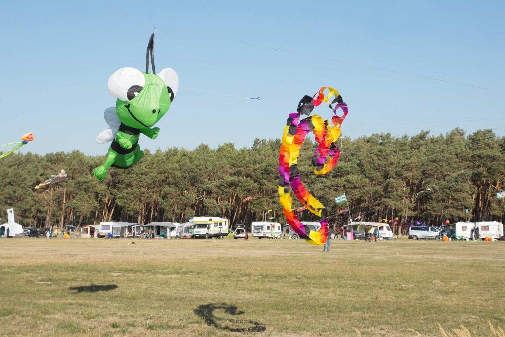 Drachenfest, Drachen, Locktow, Hoher Fläming, Drachensportclub