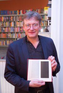 Hans von Trotha, Laurence Sterne, Flämingbibliothek, Rädigke