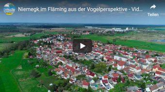 Niemegk, Fläming, visit Fläming, Vogelperspektive