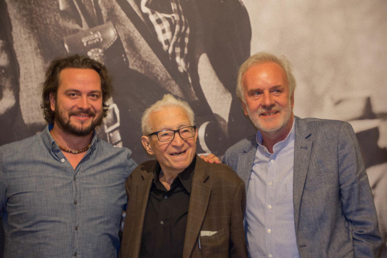 Tony Vaccaro, Daniel Ast, Jürgen Ast