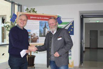 Wolfgang Balint und Wolfgang Blasig (2)