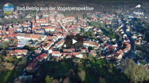Bad Belzig Vogelperspektive
