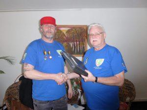 Andreas Kallähne und Frank Winter