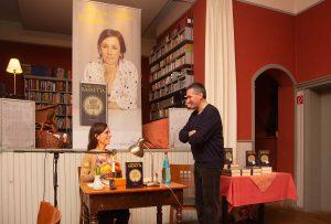 María Cecilia Barbetta, Steffen Gommel, Fläming Bibliothek, Flämingbibliothek