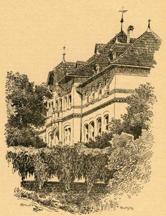 Richard Muth, Kreiskrankenhaus, Belzig