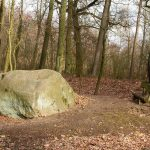 Teufelsstein, Rundweg Lindau, Naturpark Fläming