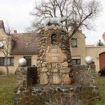 Dankmal, Befreiungskriege, Stadt Lindau, Rundweg Lindau, Naturpark Fläming