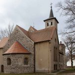 Kirche Lindau, Stadt Lindau, Rundweg Lindau, Naturpark Fläming