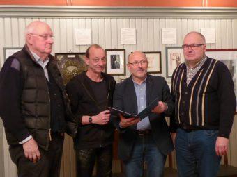 Wolfgang Lubitzsch, Siegfried Frenzel,Ralf Rafelt, Hartmut König