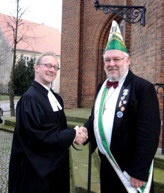 narrenpredigt von Bärbel Krämer
