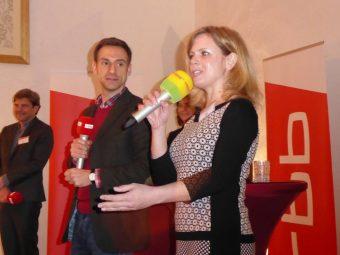 Marc Langebeck und Tina Kramhöller