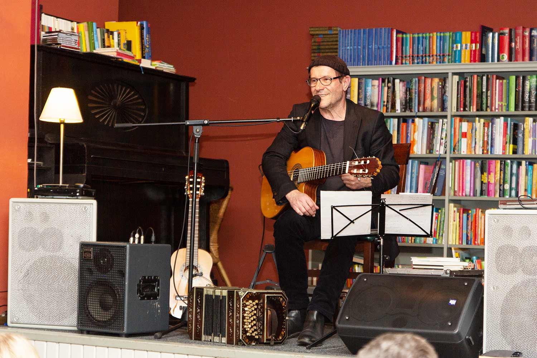Stephan Krawczyk, Rädigke, Fläming-Bibliothek