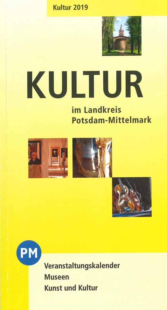 Kulturkalender 2019, Potsdam-Mittelmark