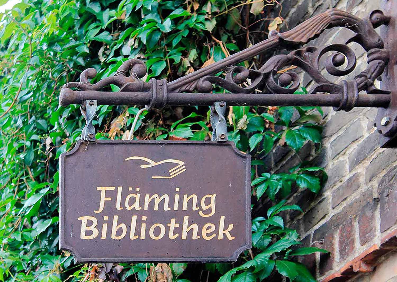 Fläming Bibliothek, Rädigke