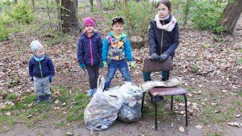 Bad Belzig, Grüner Grund, Müll