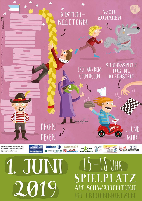 Kindertag_Treuenbrietzen Plakat