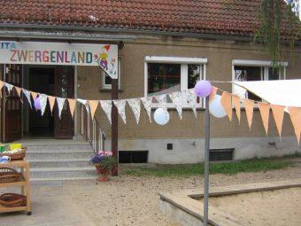 Kita Zwergenland in Reetz
