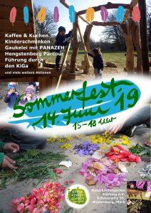 Sommerfest im Fläminger Naturkindergarten @ Naturkindergarten Fläming | Wiesenburg/Mark | Brandenburg | Deutschland