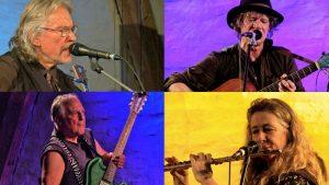 Konzert: Th. Rottenbücher, Sherz, Shine und Mal - Soft Songs @ Mal´s Scheune - Studio WIesenburg | Wiesenburg/Mark | Brandenburg | Deutschland