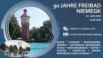 90 Jahre Freibad Niemegk