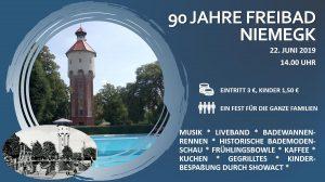 90 Jahre Freibad Niemegk @ Freibad Niemegk | Niemegk | Brandenburg | Deutschland
