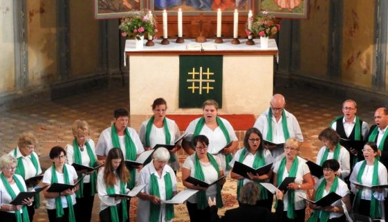 Johannis-Chor 2018hoch