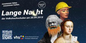 Lange Nacht der Volkshochschulen @ KVHS Bad Belzig   Bad Belzig   Brandenburg   Deutschland