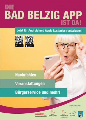 Bad Belzig App, Bad Belzig