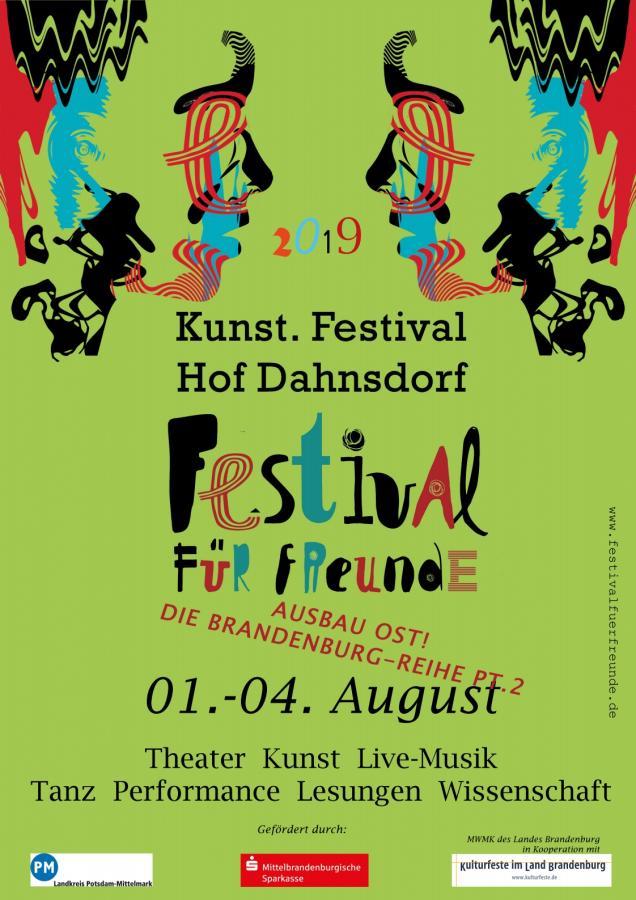 FEstival für Freunde, Dahnsdorf