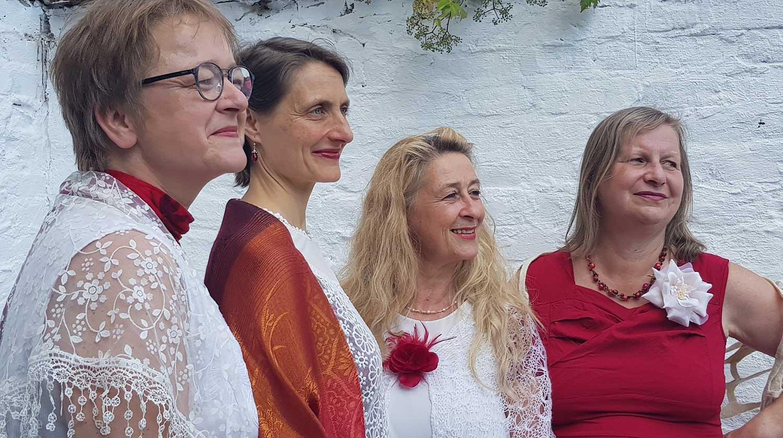 DonnaLiedchen, A cappella