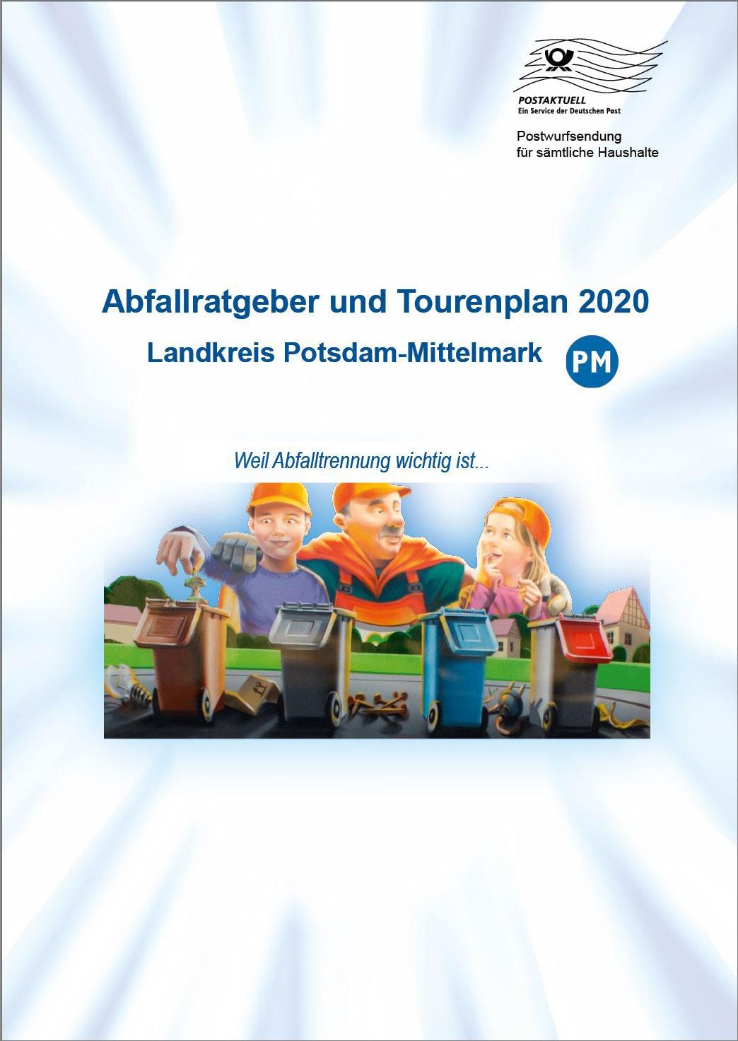 Abfallkalender 2020, APM