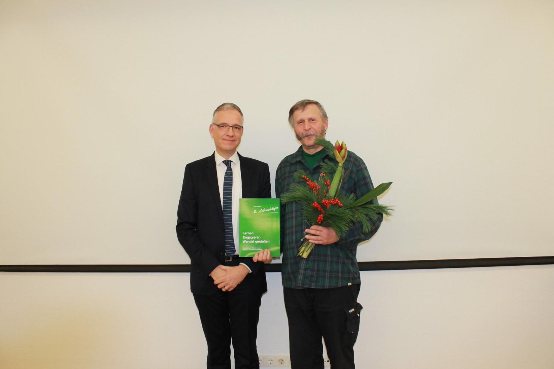 Bernd Schade und Andreas Kallähne