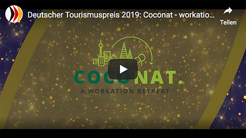 Coconat, Klein Glien, Tourismuspreis
