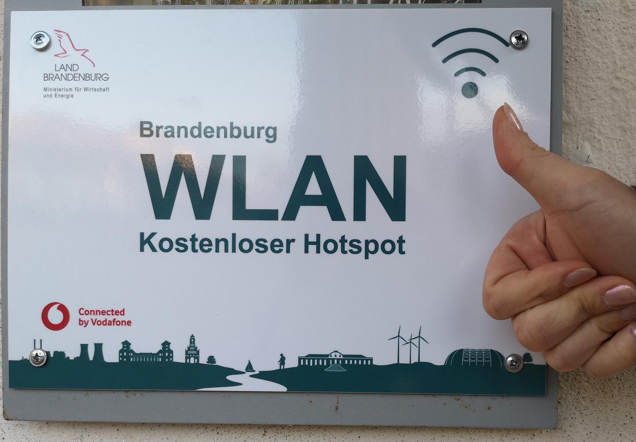 Kostenloses WLan in Treuenbrietzen