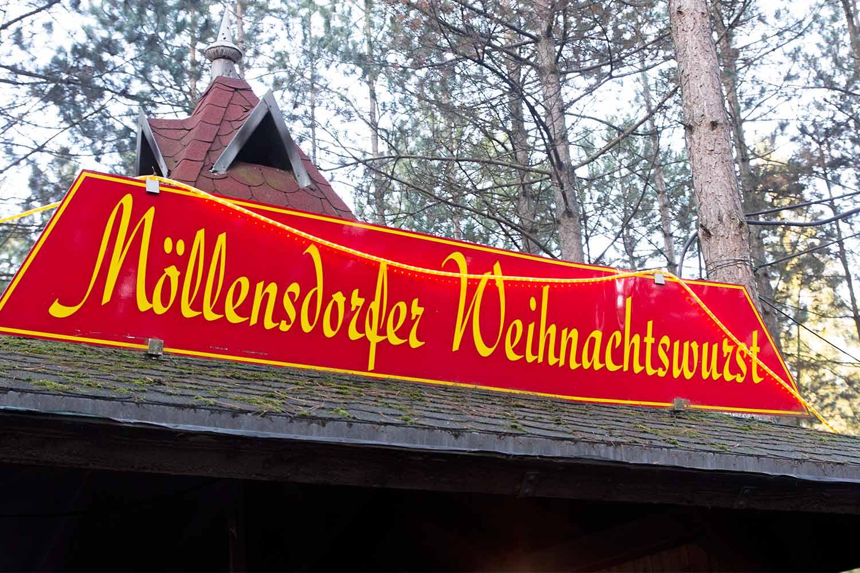 Möllensdorf, Möllensdorfer Weihnachtsmarkt