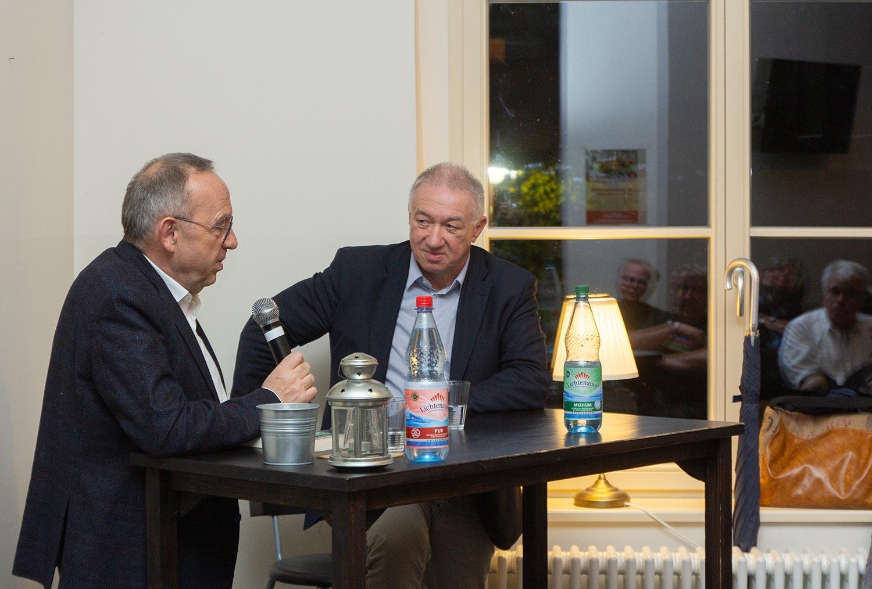 Norbert Walter-Borjans, NoWaBo, Gustav Horn, SPD, SPD Bad Belzig, Bad Belzig