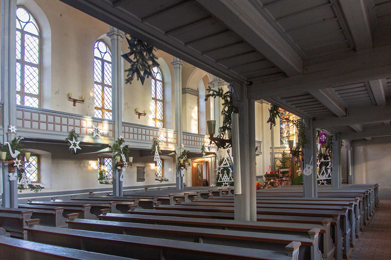 St. Johannis-Kirche, Niemegk, Bernd Koltzenburg